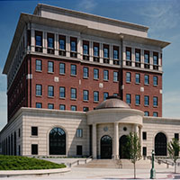 Hon. Charles L. Brieant Jr. Federal Building & U.S. Courthouse in White Plains